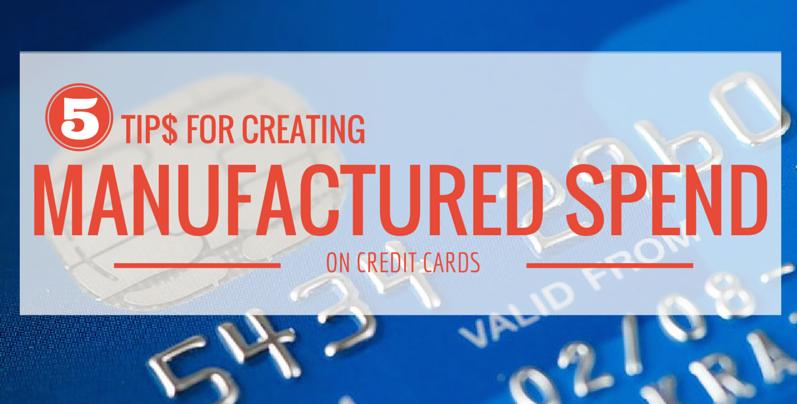 credit card minimum spend